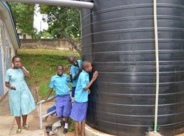 réservoir d'eau